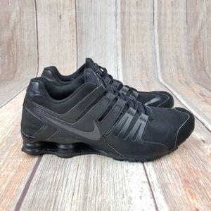Nike Shox Current Triple Black Size 12